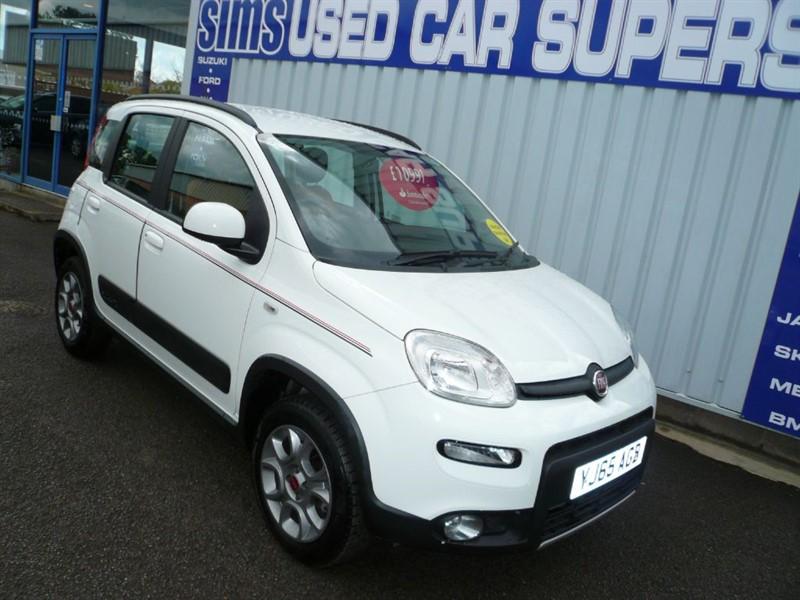 used Fiat Panda 4X4 MULTIJET in darlington-durham
