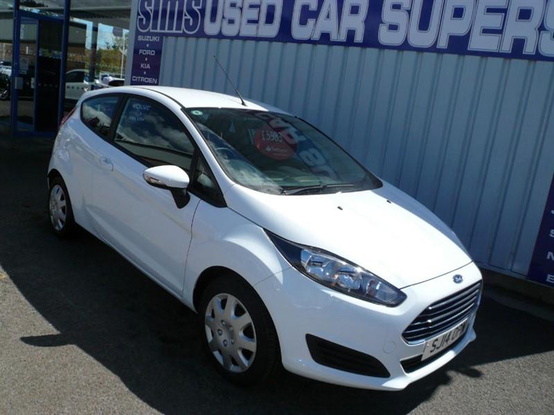 used Ford Fiesta STYLE in darlington-durham