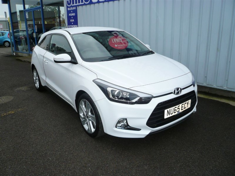 used Hyundai i20 MPI SPORT NAV in darlington-durham