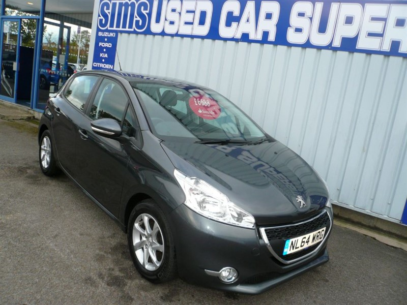 used Peugeot 208 ACTIVE in darlington-durham