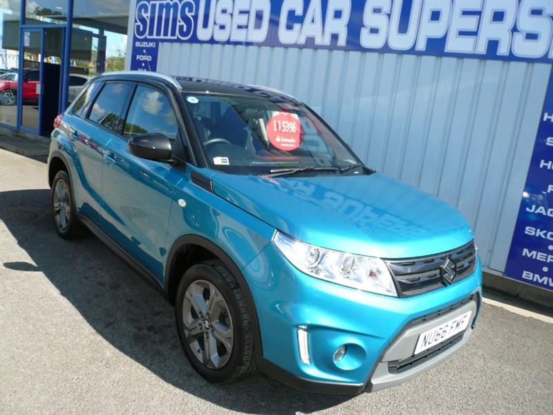 used Suzuki Vitara SZ-T DDIS in darlington-durham
