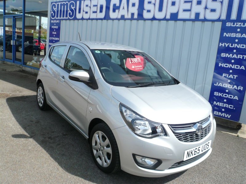 used Vauxhall Viva SE AC in darlington-durham