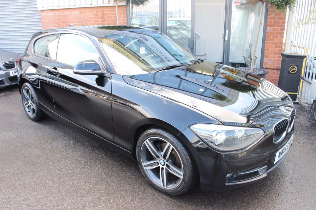 bmw 114i in warrington cheshire compucars. Black Bedroom Furniture Sets. Home Design Ideas