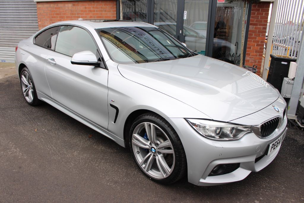 bmw 430d in warrington cheshire compucars. Black Bedroom Furniture Sets. Home Design Ideas