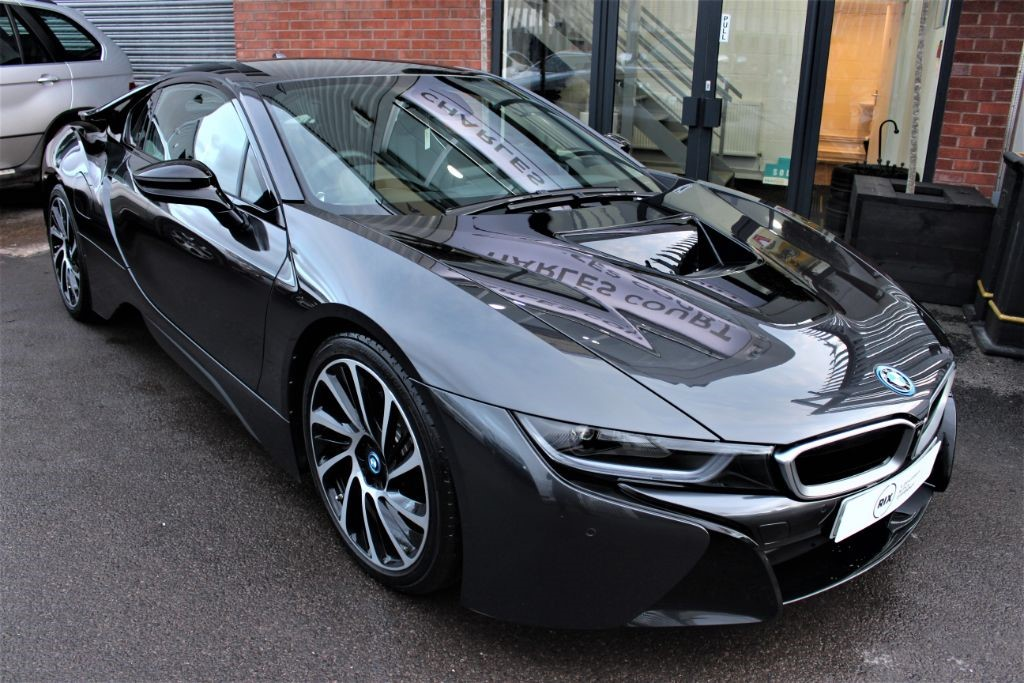 BMW i8 for sale