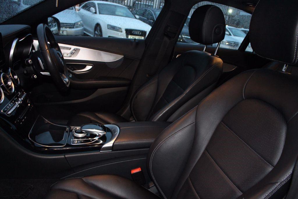 Mercedes C Class C220 D Amg Line Premium Panoramic Sunroof Accept Car Finance