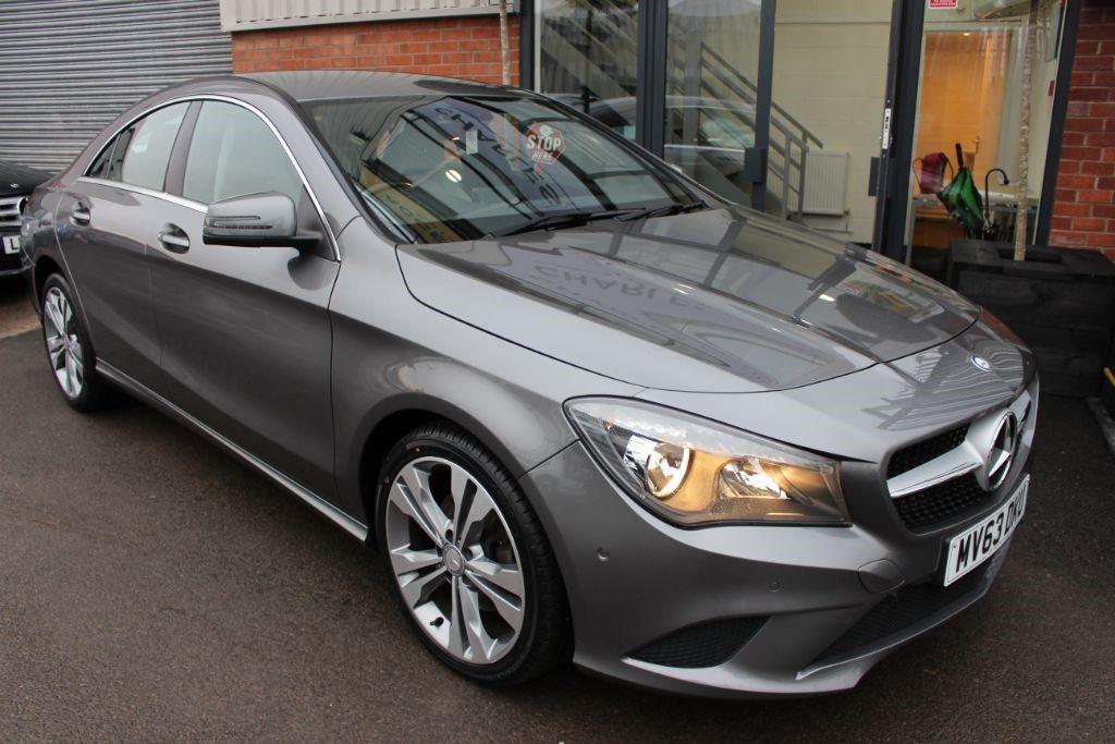 Mercedes CLA Class for sale