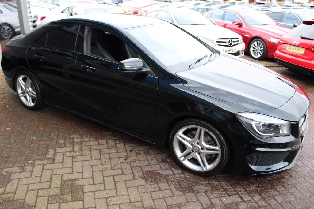 mercedes cla 220 cdi in warrington cheshire compucars. Black Bedroom Furniture Sets. Home Design Ideas