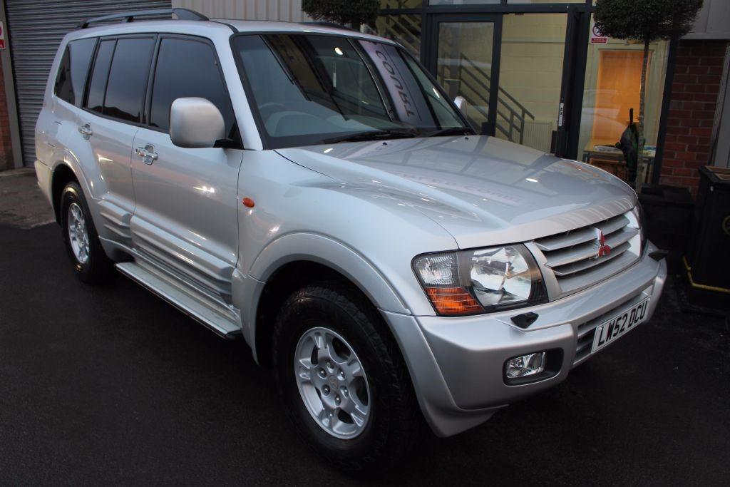 Mitsubishi Shogun for sale