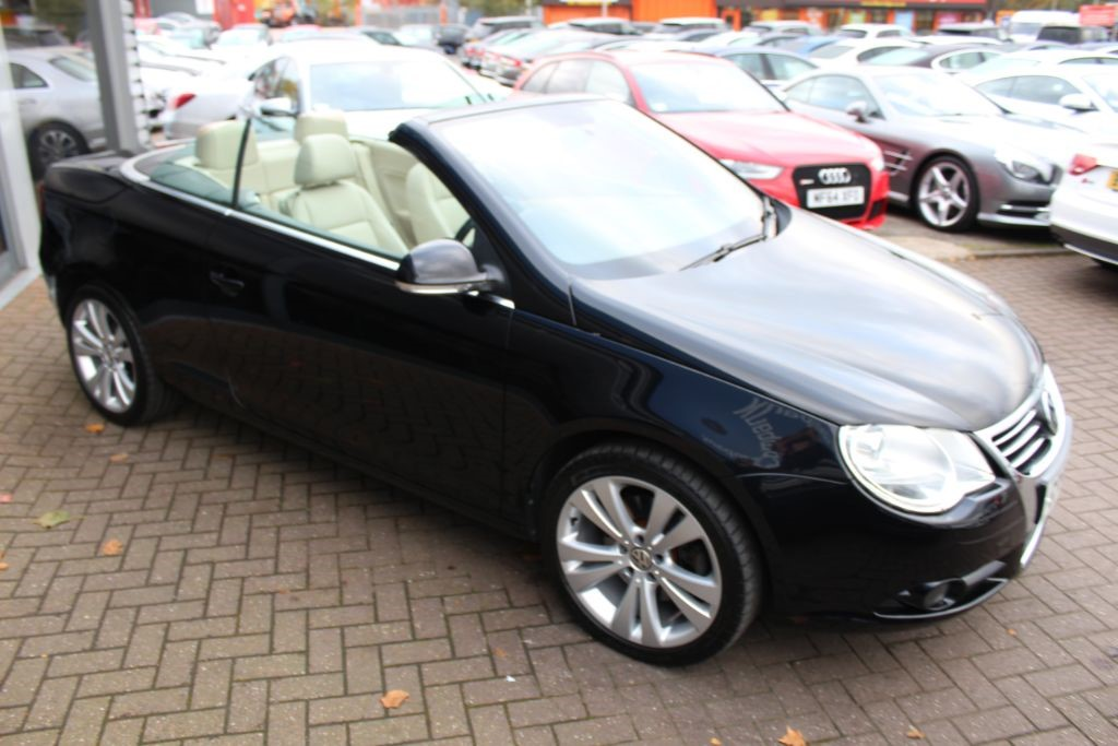Volkswagen Eos In Warrington Cheshire Compucars