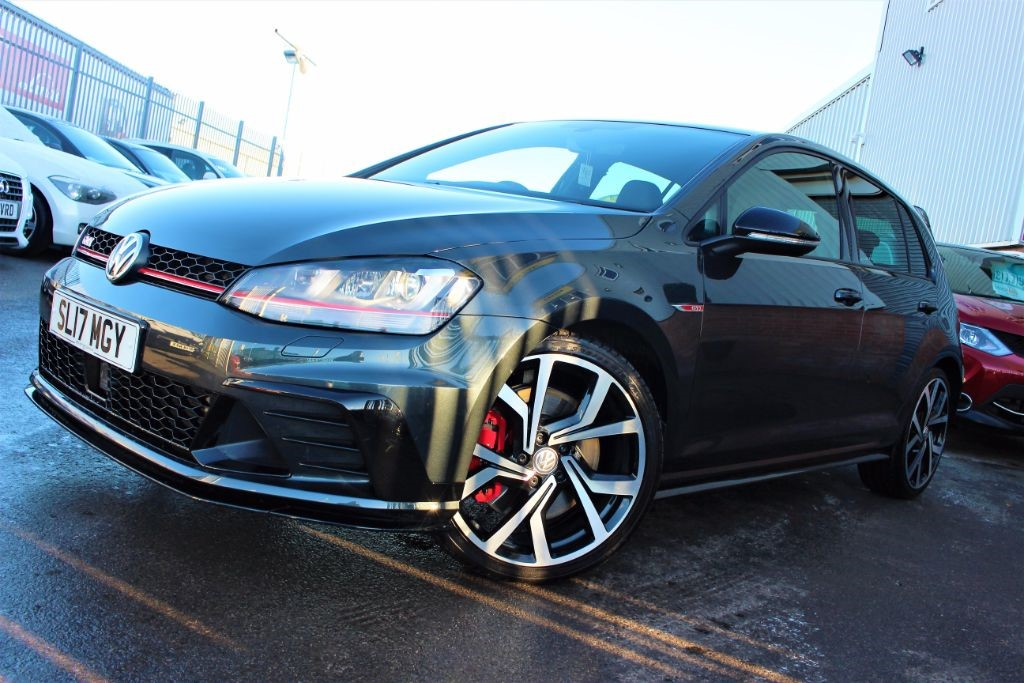 Vw Golf Gti Clubsport Edition 40 Heated Leather No 708 Out