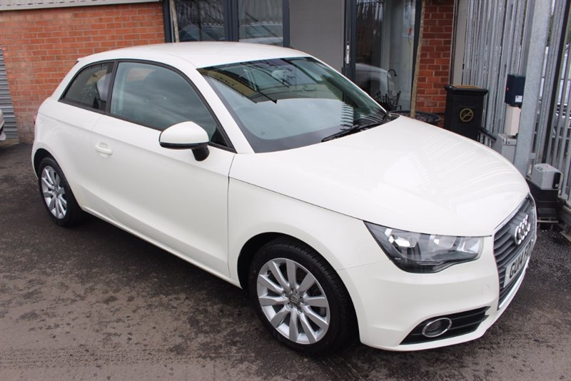 used Audi A1 TDI SPORT-£0 ROAD TAX in warrington-cheshire