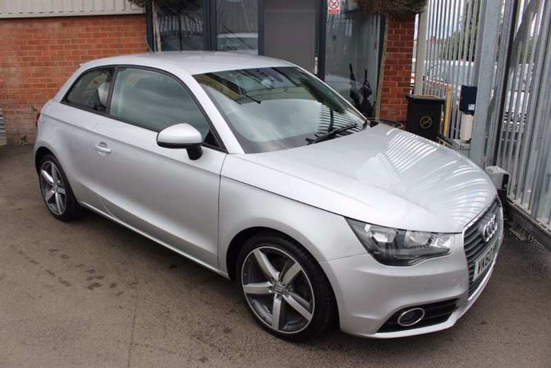 used Audi A1 TDI SPORT£20 ROAD TAX-UPGRADE ALLOYS in warrington-cheshire