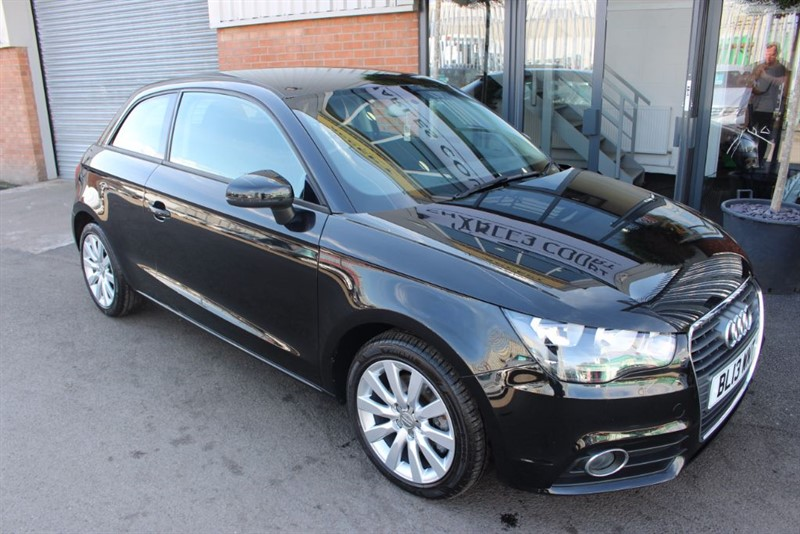 used Audi A1 TDI SPORT-BLUETOOTH in warrington-cheshire