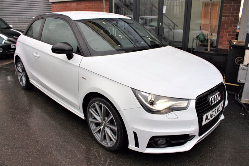 used Audi A1 TFSI S LINE STYLE EDITION in warrington-cheshire