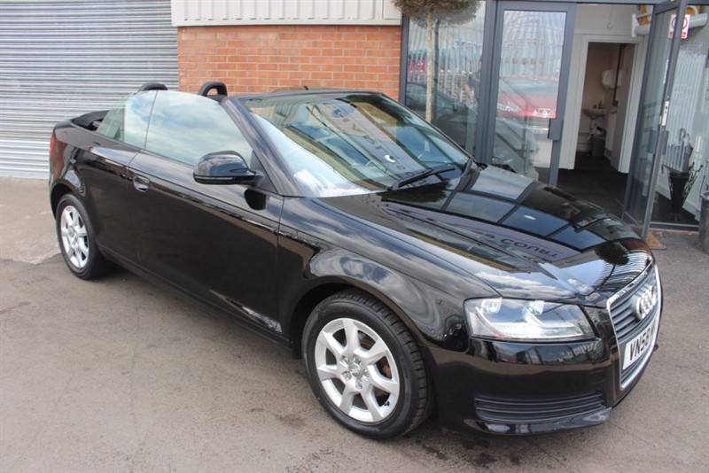 used Audi A3 TDI-CLOTH INTERIOR-AIR CONDITIONING in warrington-cheshire