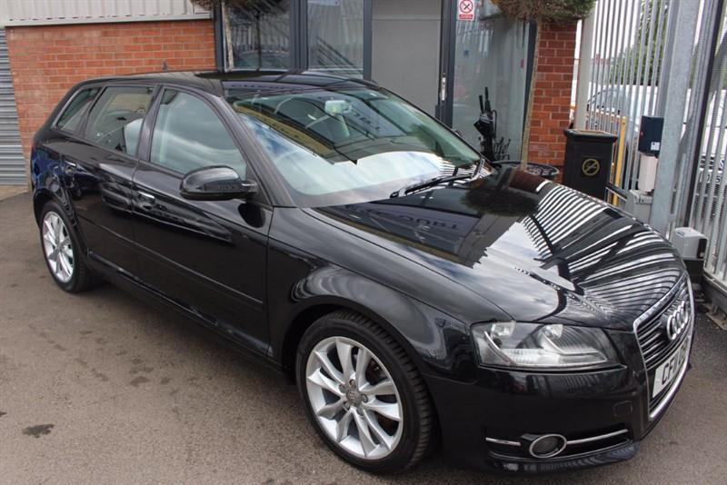 used Audi A3 SPORTBACK TDI SPORT-£30 ROAD TAX. in warrington-cheshire