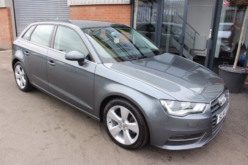 used Audi A3 TDI SPORT-BLUETOOTH-POWER FOLDING MIRRORS in warrington-cheshire