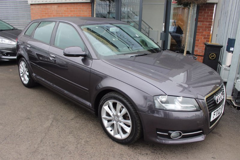 used Audi A3 TDI SPORT in warrington-cheshire
