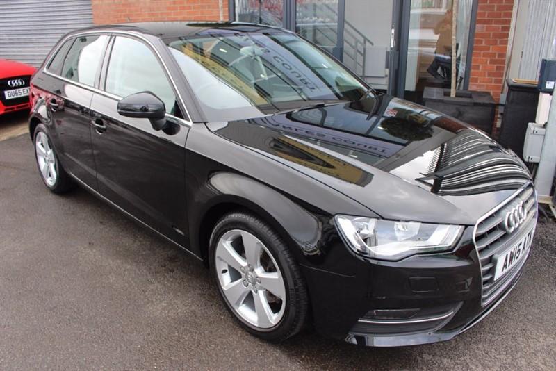 used Audi A3 TFSI SPORT-BLUETOOTH-£30 ROAD TAX in warrington-cheshire