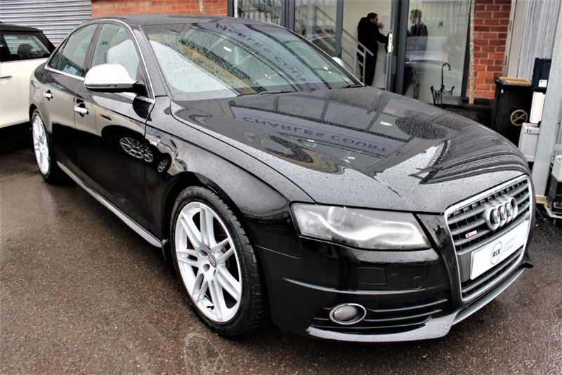 used Audi A4 TDI S LINE in warrington-cheshire