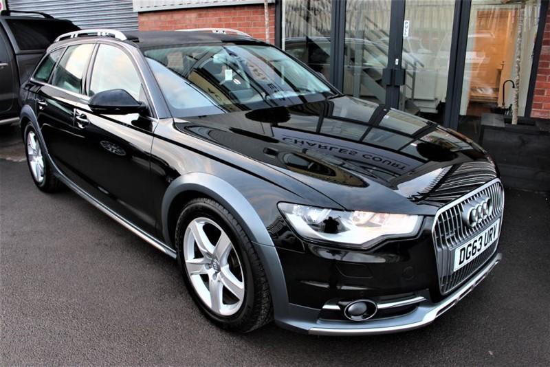 used Audi A6 allroad TDI QUATTRO-SAT NAV-HEATED SEATS in warrington-cheshire