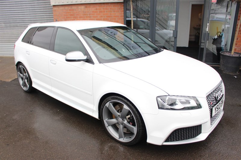 used Audi RS3 S TRONIC QUATTRO- 2 OWNER CAR in warrington-cheshire