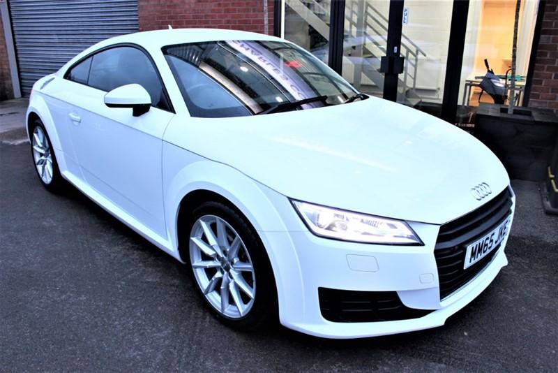 used Audi TT TDI ULTRA SPORT-£20 ROAD TAX in warrington-cheshire