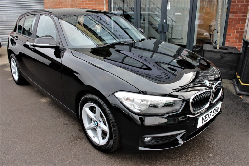 used BMW 116d ED PLUS in warrington-cheshire