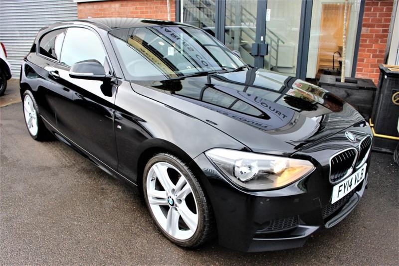 used BMW 116d M SPORT-BLUETOOTH-DAB RADIO in warrington-cheshire