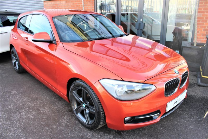 used BMW 116d SPORT-1OWNER in warrington-cheshire