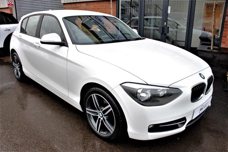 used BMW 116i SPORT in warrington-cheshire