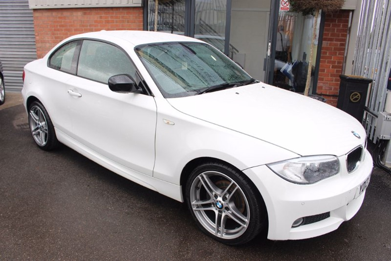 used BMW 118d SPORT PLUS EDITION- ULTRA LOW MILES-HEATED SEATS in warrington-cheshire