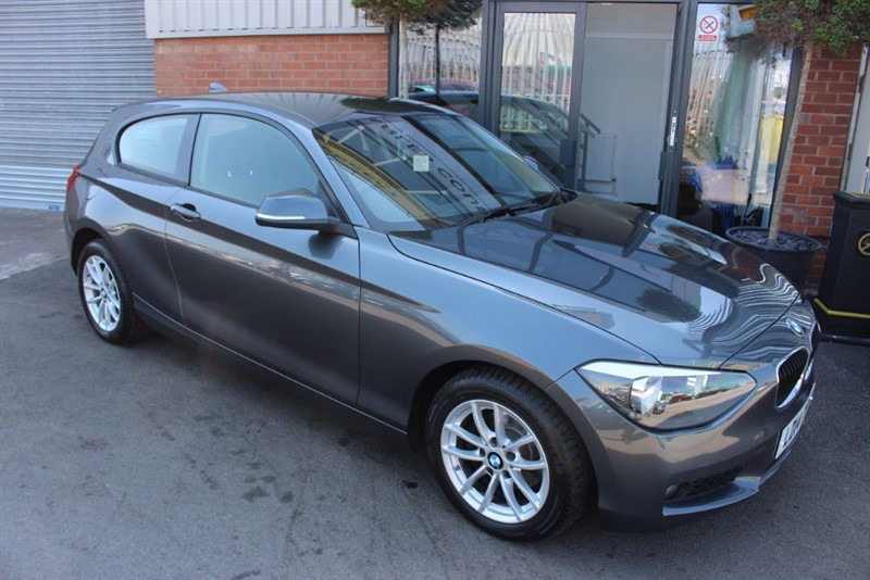 used BMW 118d SE in warrington-cheshire
