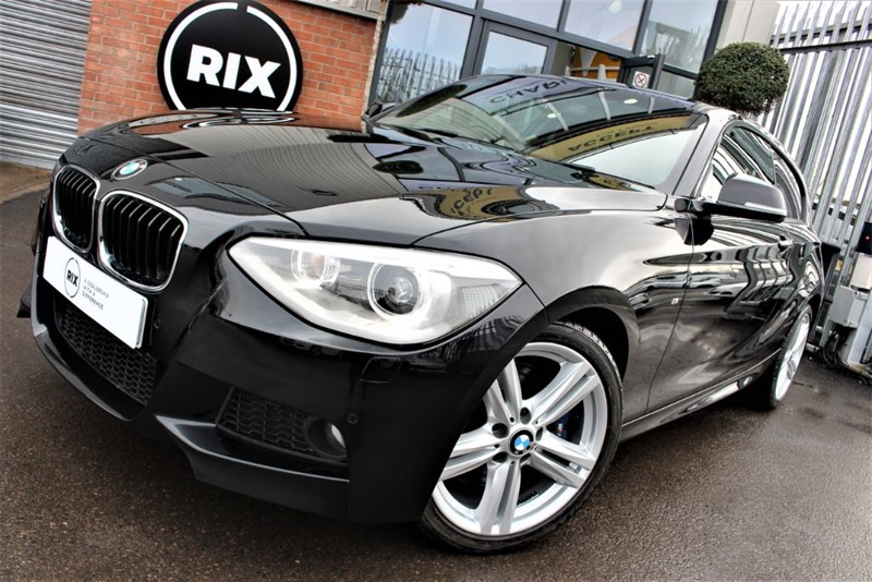 used BMW 118d M SPORT-HARMAN KARDON-XENONS in warrington-cheshire