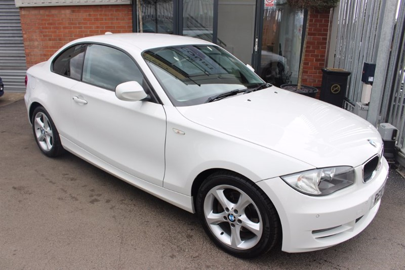 used BMW 120d SPORT in warrington-cheshire