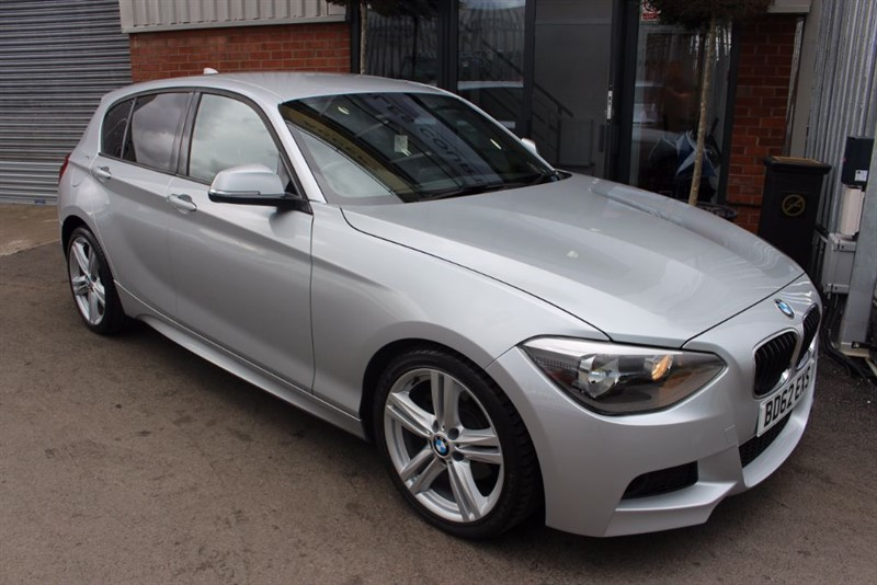 "used BMW 120d M SPORT-BLUETOOTH-18""ALLOYS in warrington-cheshire"