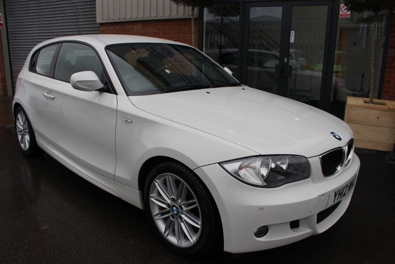 used BMW 120d M SPORT in warrington-cheshire