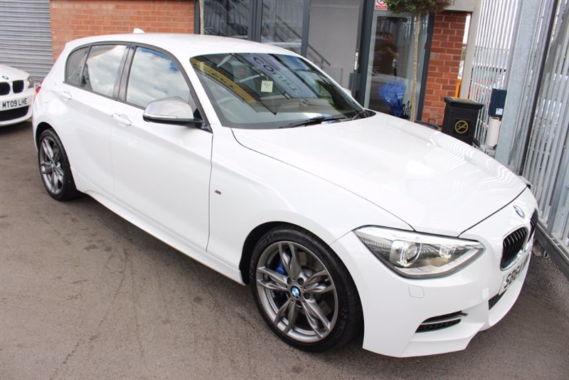 used BMW M135i LOW MILEAGE-CRUISE & BLUETOOTH in warrington-cheshire