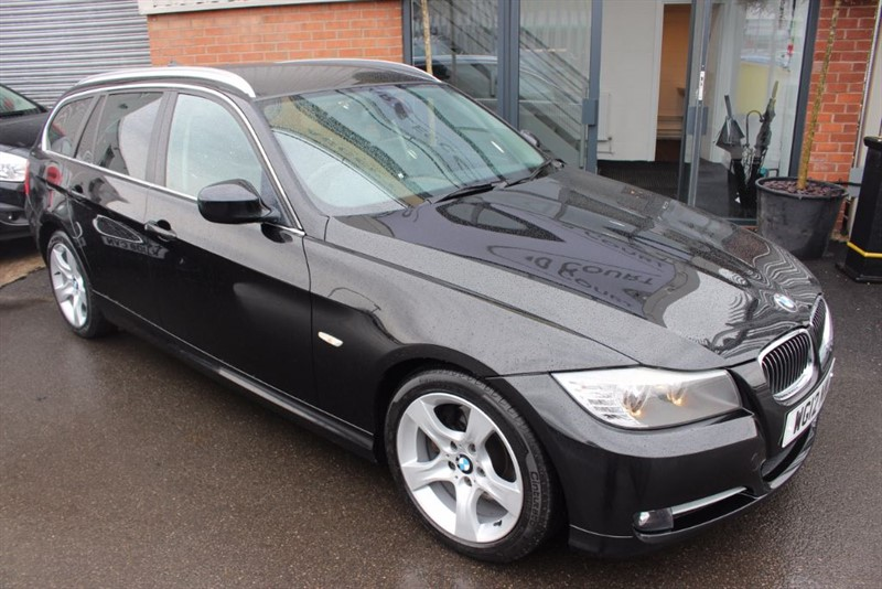 used BMW 318d EXCLUSIVE EDITION TOURING in warrington-cheshire