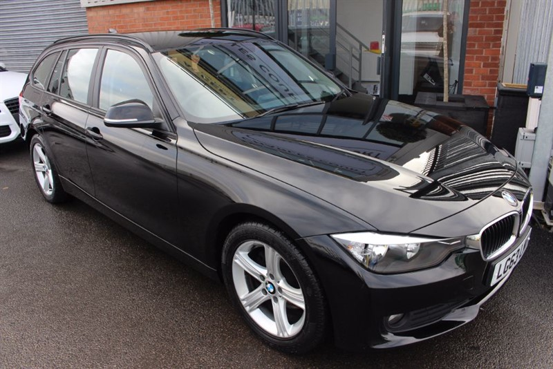 used BMW 318d SE TOURING-ELECTRIC TAILGATE in warrington-cheshire