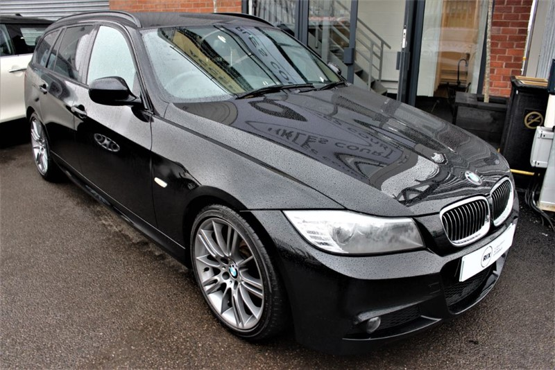 used BMW 318d SPORT PLUS EDITION TOURING in warrington-cheshire