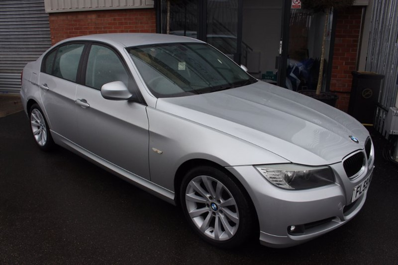 used BMW 318i SE in warrington-cheshire