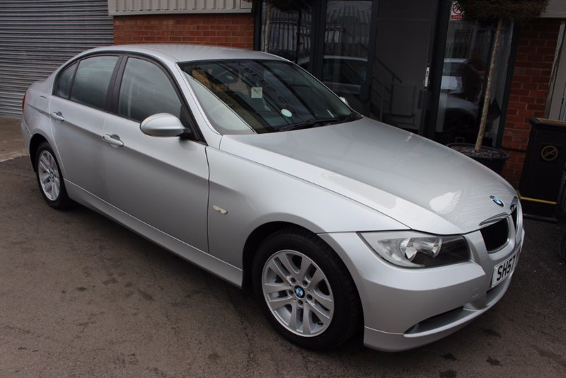 used BMW 318i SE in warrington-cheshire