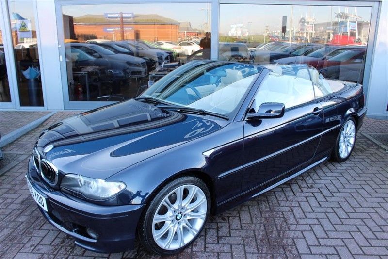 used BMW 320 CI M SPORT EDITION in warrington-cheshire