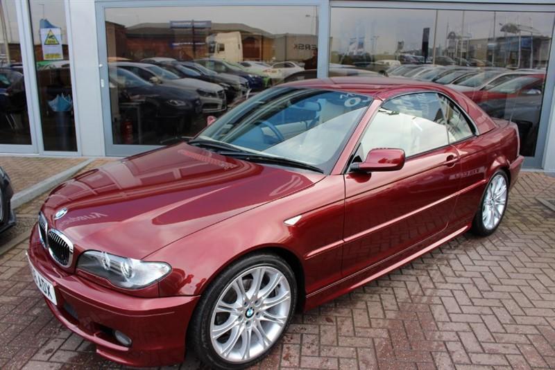 used BMW 320 CI M SPORT EDITION in warrington-cheshire