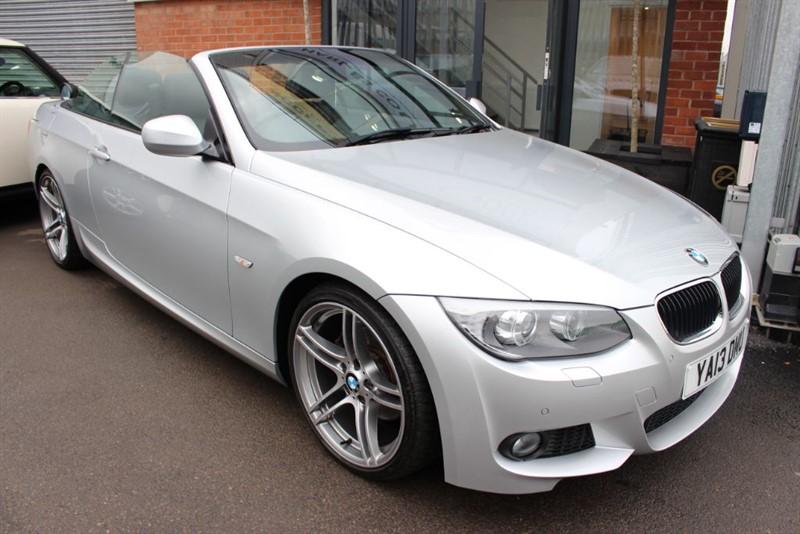 "used BMW 320d M SPORT-19""ALLOYS-SATNAV-HEATED SEATS in warrington-cheshire"