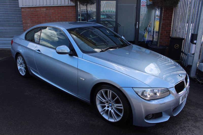 used BMW 320d M SPORT-AIR CON-CLIMATE CONTROL in warrington-cheshire