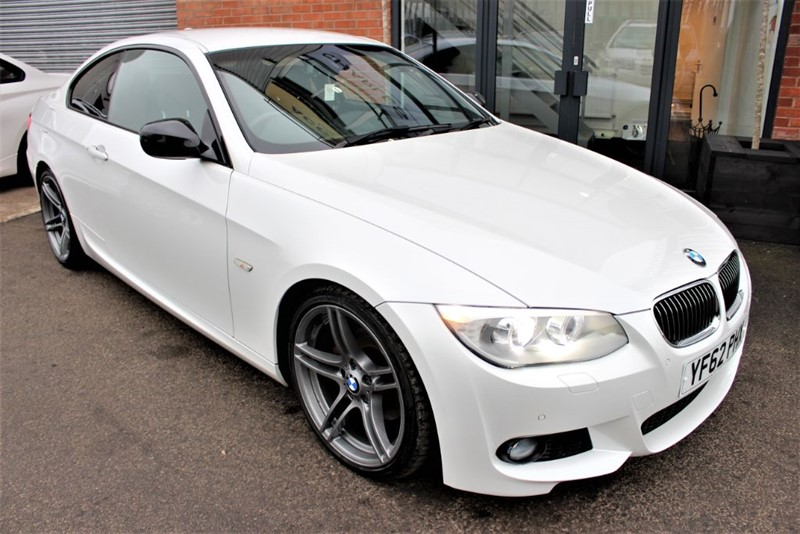 used BMW 320d SPORT PLUS EDITION in warrington-cheshire
