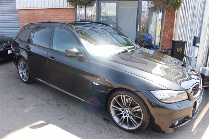 used BMW 320d SPORT PLUS EDITION TOURING in warrington-cheshire